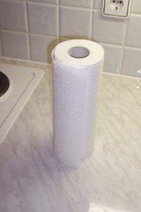 die Küchenrolle - ręczniki papierowe