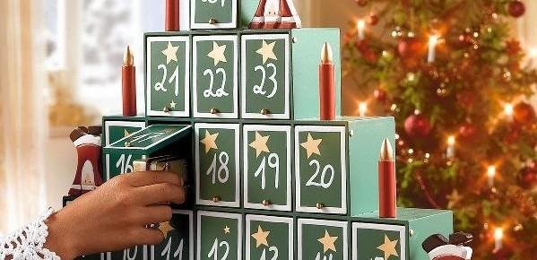 Kalendarz adwentowy - Adventskalender