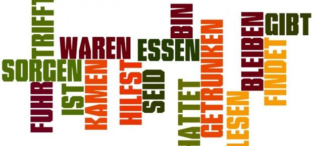 Formy czasownika w języku niemieckim - ćwiczenie interaktywne