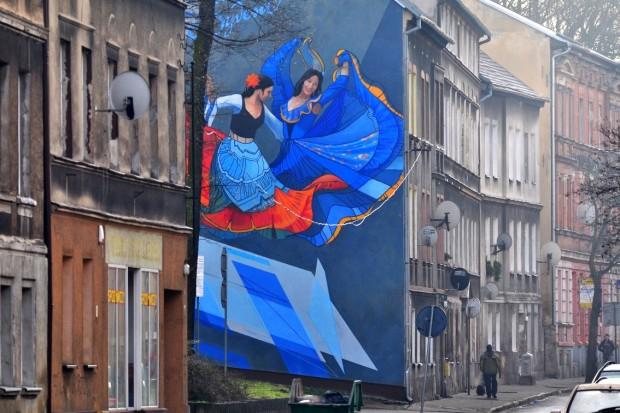 Mural - Gorzów Wielkopolski