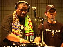 Afrika Bambaataa & DJ Yutaka
