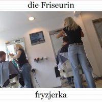 friseurin-fryzjerka