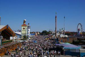 das Oktoberfest 2007