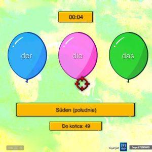 Baloniki - przykład