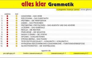 Alles klar Grammatik CD-ROM