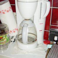 die Kaffeemaschine - ekspres dokawy