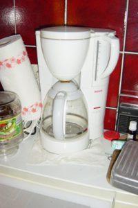 die Kaffeemaschine - ekspres do kawy