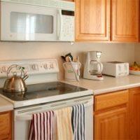 In der Küche - w kuchni