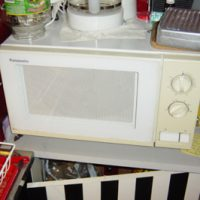 die Mikrowelle - kuchenka mikrofalowa