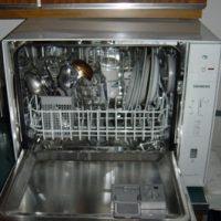 die Spülmaschine - zmywarka donaczyń