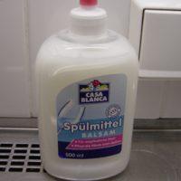 das Spülmittel - płyn do zmywania naczyń