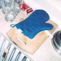 der Topfhandschuh - rękawica kuchenna
