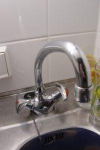 der Wasserhahn - kran