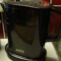 der Wasserkocher - czajnik elektryczny