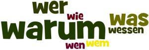 Zdania pytające wjęzyku niemieckim - W-Fragen