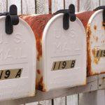 List prywatny poniemiecku - der Privatbrief