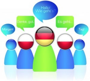 Język niemiecki na Facebooku