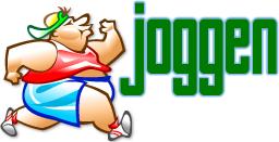 joggen - Wort der Woche