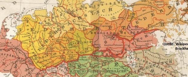Deutsche Dialekte - dialekty niemieckie