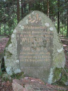 Głaz Wilhelma II - głaz dwutysięczny