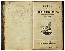 Johann Wolfgang von Goethe - Cierpienia młodego Wertera