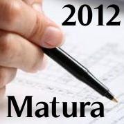 Matura 2012 zjęzyka niemieckiego