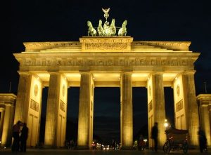 Tag der Deutschen Einheit - Brandenburger Tor