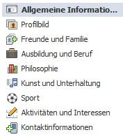 Facebook po niemiecku