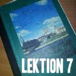 Lektion 7 - der 1. Dezember 1995