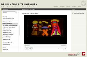 DVD Brauchtum und Traditionen in der Schweiz