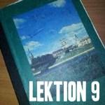 Lektion 9 - der 22. Dezember 1995