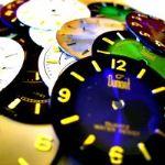 Eine Uhr ist nicht wie die andere