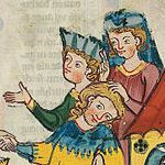 Najstarsze teksty wjęzyku niemieckim