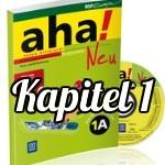 aha! Neu 1A - słownictwo Kapitel 1