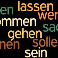 100 najczęściej używanych czasowników wjęzyku niemieckim