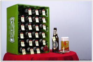 Bier-Adventskalender für Männer
