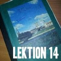 Lektion 14 - der 26. Januar 1996