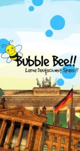 Learn German with Bubble Bee