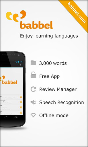 Learn German with babbel.com