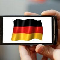 Mobilne aplikacje donauki języka niemieckiego