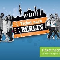 Ticket nach Berlin - nowy projekt Goethe-Institut iDeutsche Welle