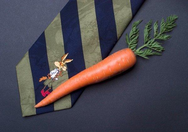 Tie & Carrot