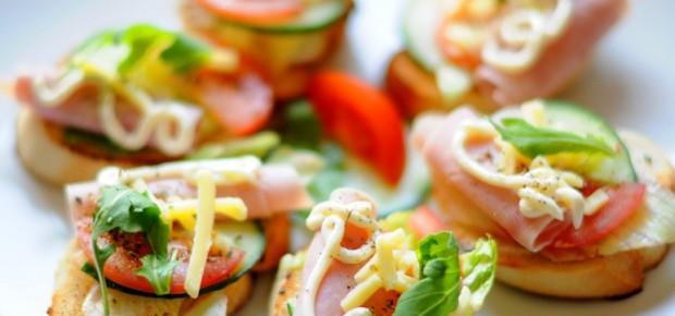 Essen und Trinken - Quiz