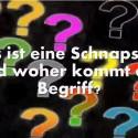 Was ist eine Schnapszahl und woher kommt der Begriff?