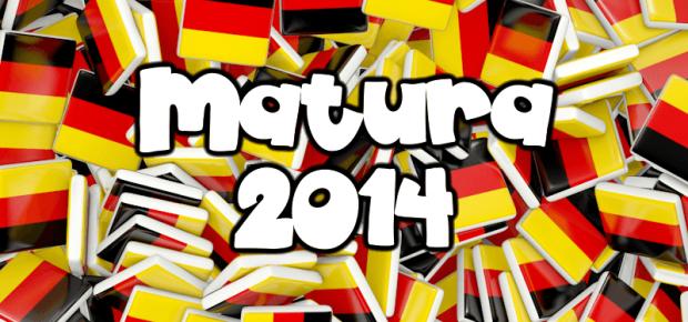 Matura niemiecki 2014