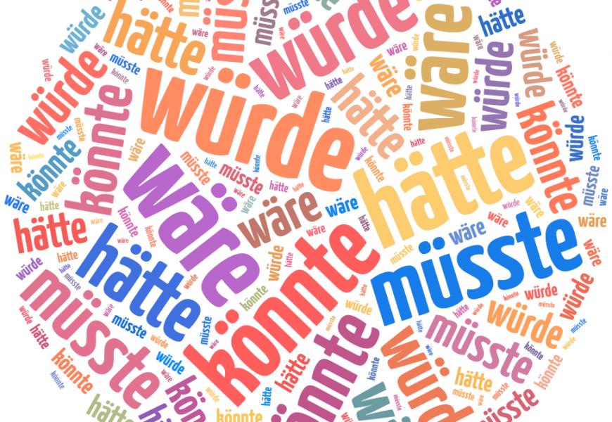 Der Konjunktiv – tryb przypuszczający w języku niemieckim