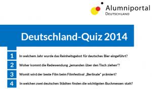 Deutschland Quiz 2014
