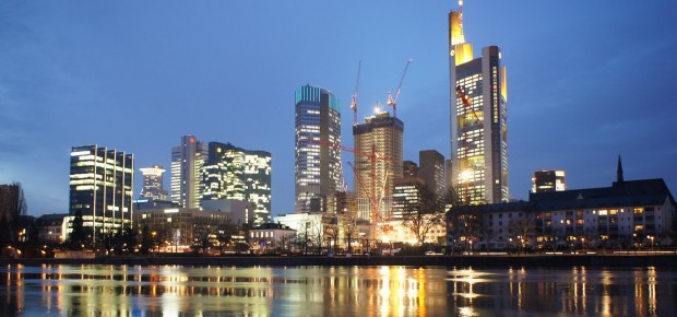 Kursy niemieckiego w Niemczech (Frankfurt)