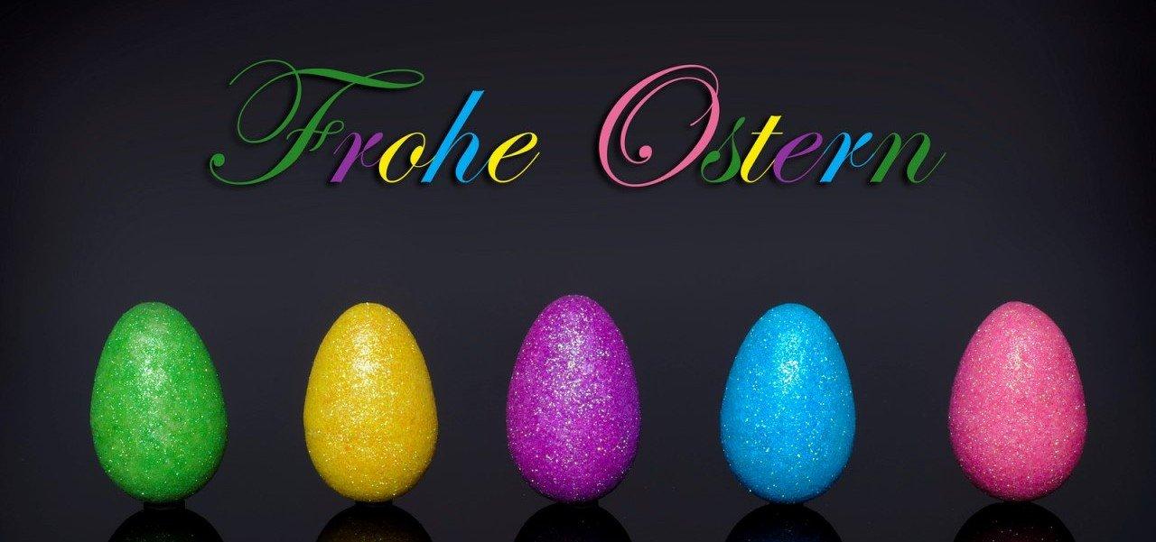 Kartki I życzenia Wielkanocne Po Niemiecku Z Tłumaczeniem