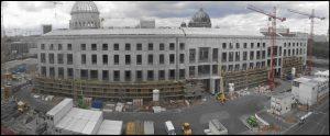 Berliner Schloss Webcam